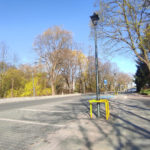 Bezpłatny parking przy Parki Książąt Pomorskich w Koszalinie
