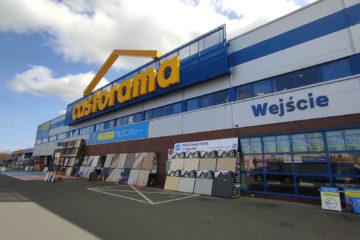 Markety budowlane w Koszalinie – Castorama, Bricomarche i Leroy Merlin