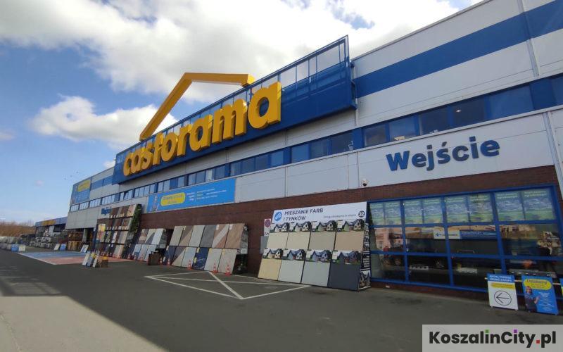 Castorama w Koszalinie