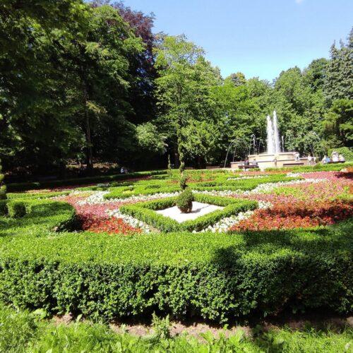 Park Książąt Pomorskich w Koszalinie – zielone serce miasta