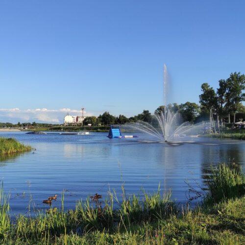 Wodna Dolina w Koszalinie – lokalizacja, dojazd i parking