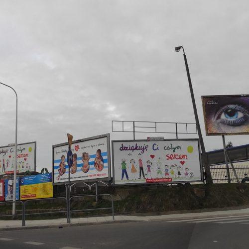 Szpecące reklamy i billboardy w Koszalinie – czy znikną z miasta?