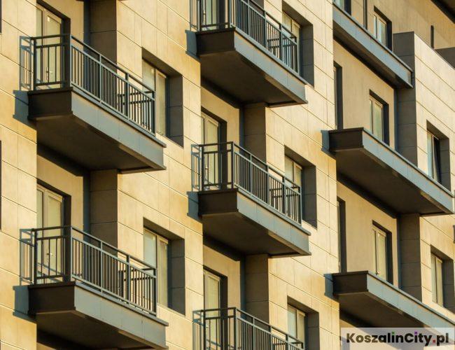 Ceny mieszkań w Koszalinie – jaka jest średnia cena metra?