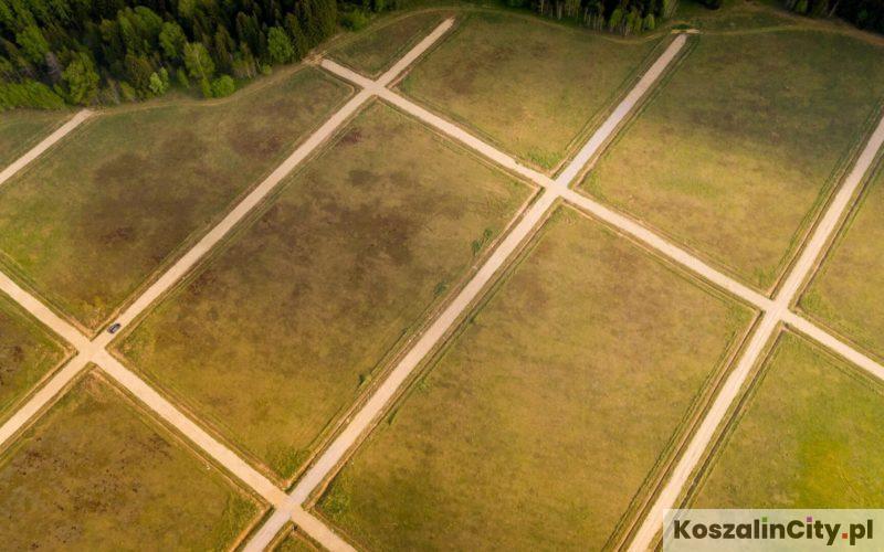 Działki budowlane w Koszalinie