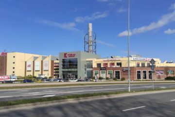 Galerie handlowe w Koszalinie – Forum i EMKA