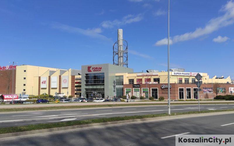 Galeria handlowa Forum w Koszalinie