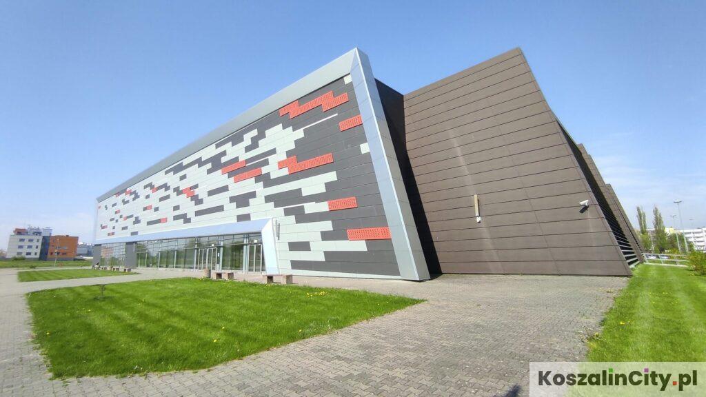 Budynek Hali w Koszalinie