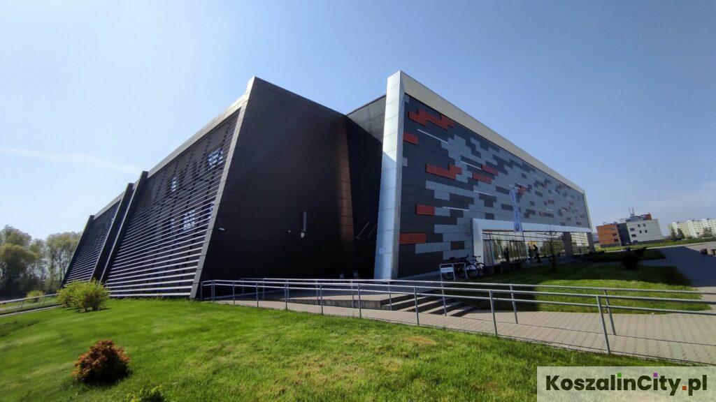 Hala Sportowa w Koszalinie