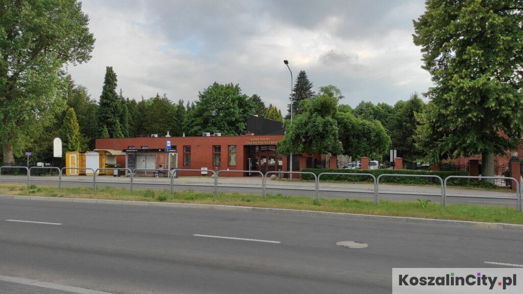 Komunalny Zakład Pogrzebowy w Koszalinie