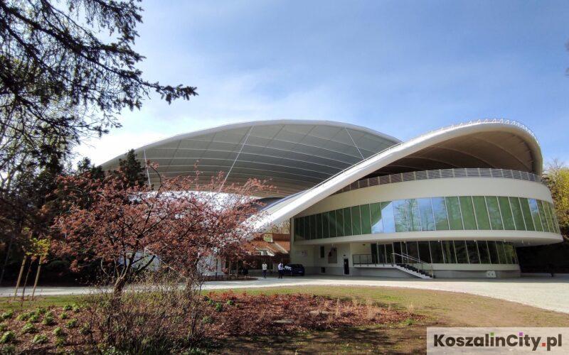 Nowy amfiteatr w Koszalinie