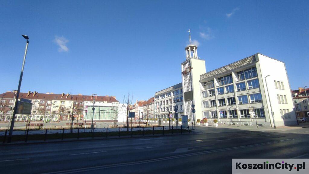 Rynek Staromiejski w Koszalinie