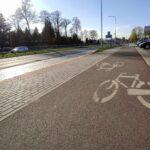 Ścieżki rowerowe w Koszalinie