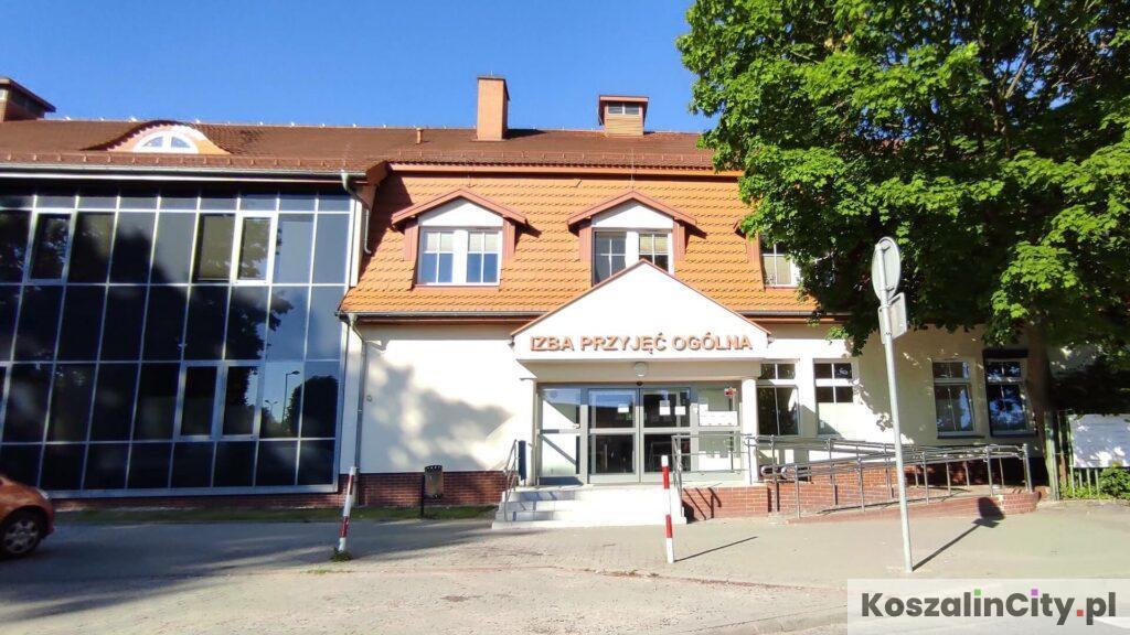 Izba Przyjęć w Koszalinie