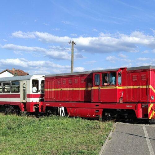 Koszalińska Kolej Wąskotorowa, czyli wąskotorówka w Koszalinie