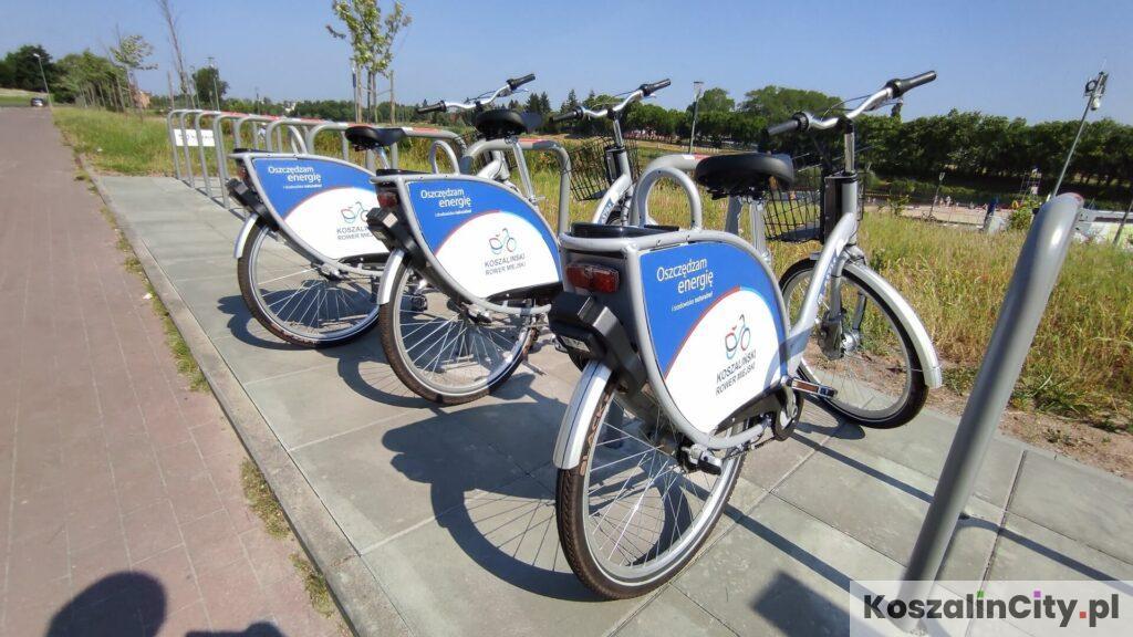 Koszaliński Rower Miejski, czyli wypożyczalnia rowerów miejskich w Koszalinie
