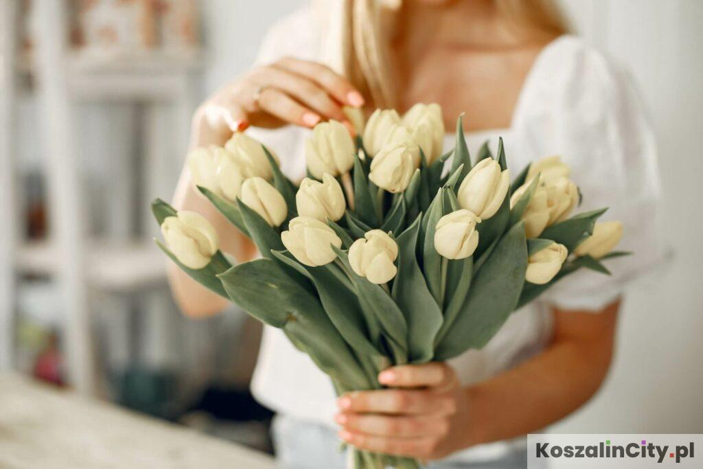 Kwiaciarnia w Koszalinie
