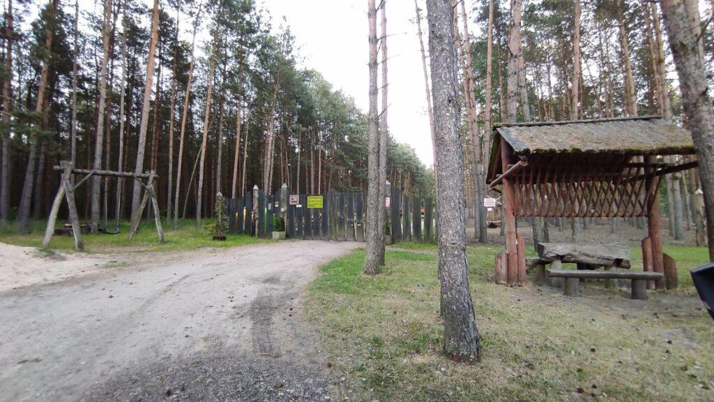 Mini Zoo Sporysz niedaleko Koszalina