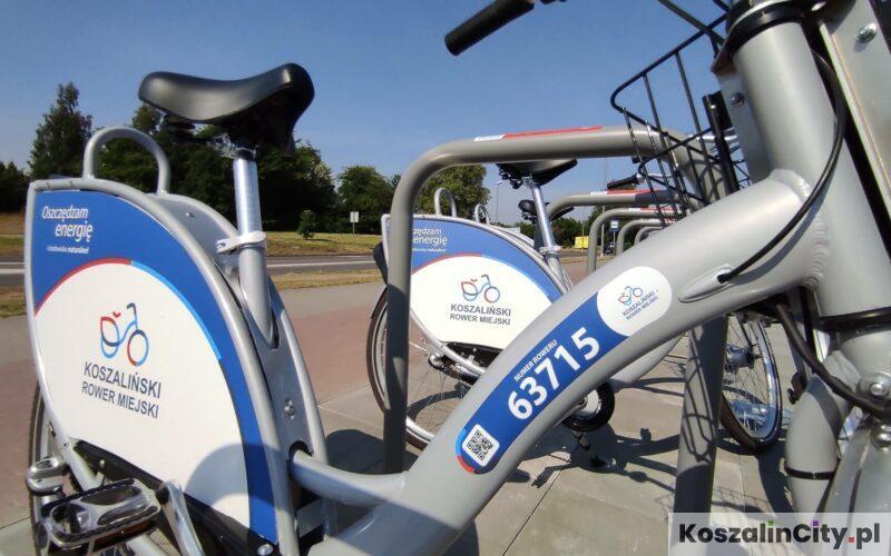 Koszaliński Rower Miejski, czyli miejska wypożyczalnia rowerów w Koszalinie