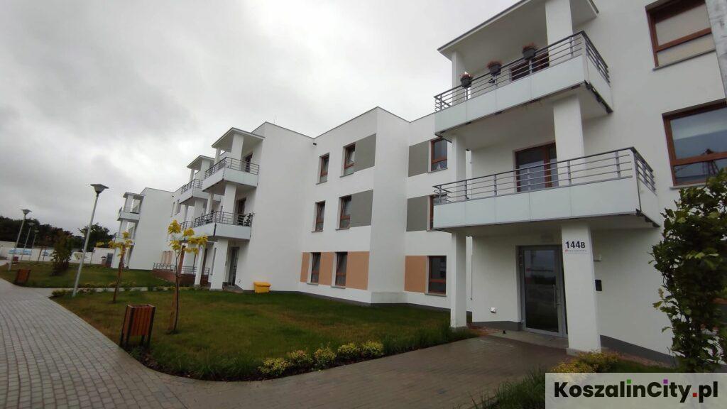 Osiedle Franciszkańska w Koszalinie - nowe mieszkania