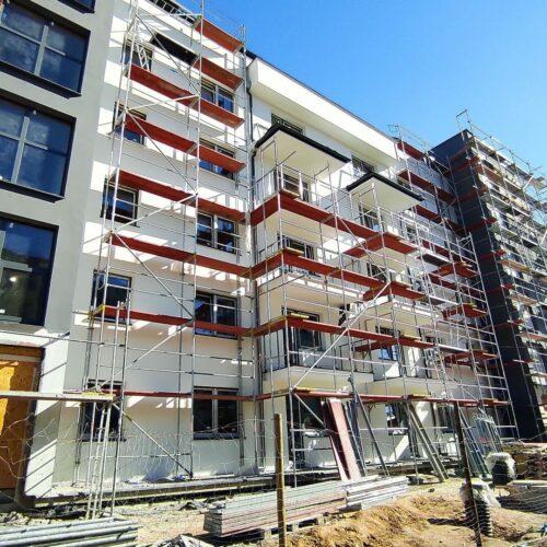 Nowe mieszkania w Koszalinie, czyli aktualne inwestycje deweloperskie na terenie Koszalina