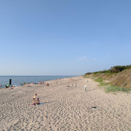 Najlepsze plaże w okolicach Koszalina – gdzie warto wybrać się nad morze?