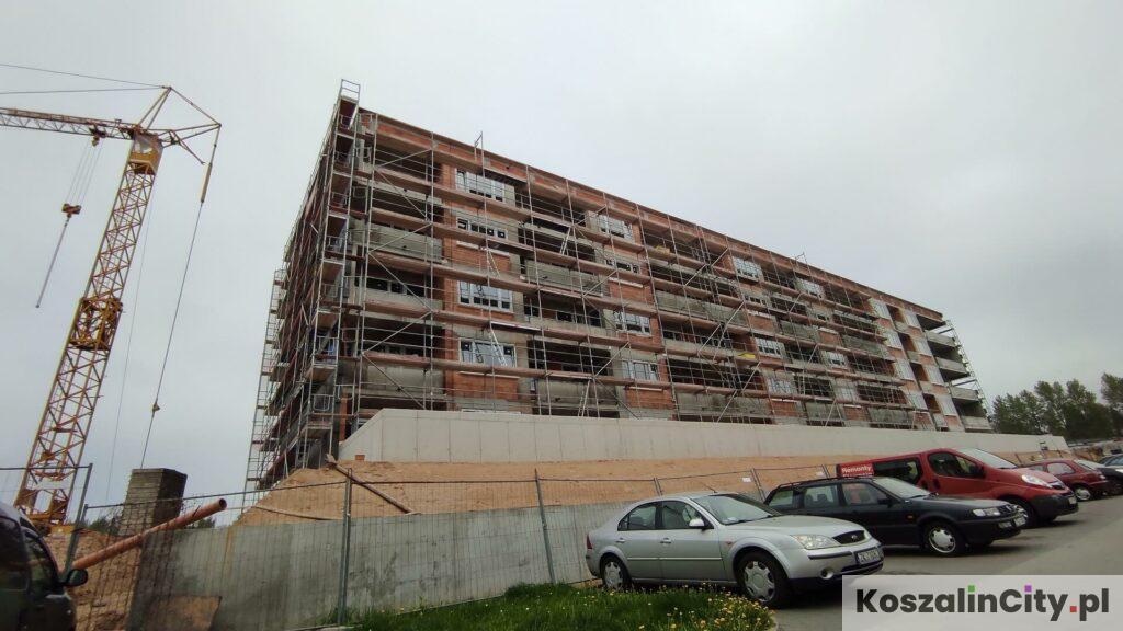 Nowe mieszkania w Koszalinie na Osiedlu Połczyńska w Koszalinie (Osiedlu Wenedów)
