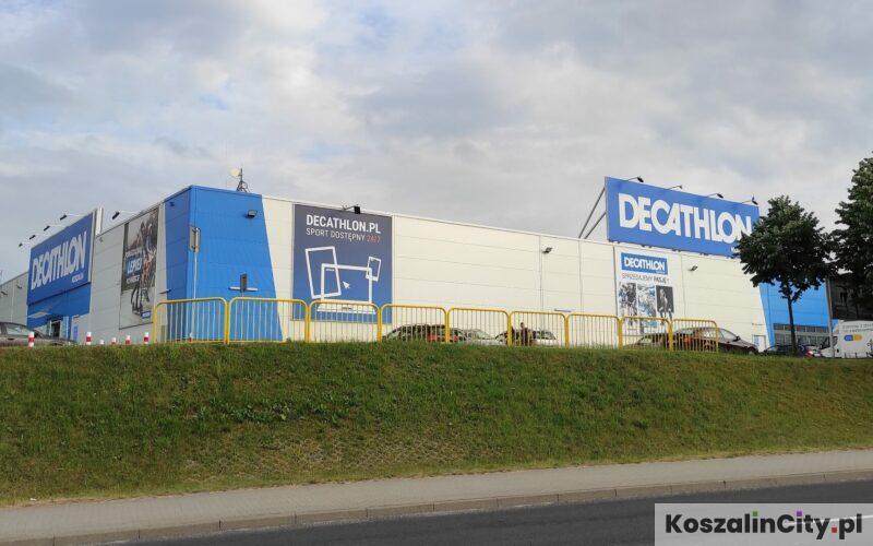 Sklep Decathlon w Koszalinie