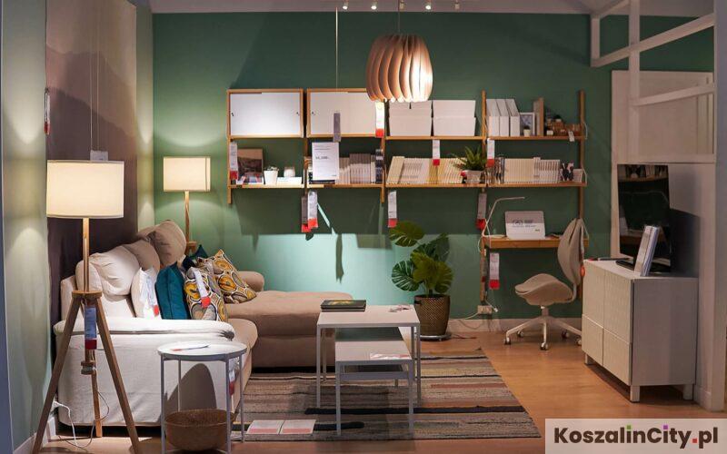Sklep IKEA najbliżej Koszalina i punkt odbioru zamówień z IKEA w Koszalinie