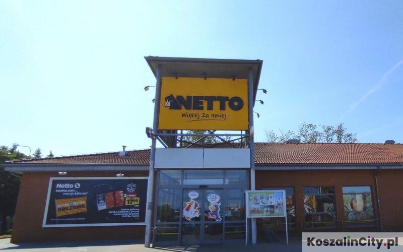 Sklepy Netto w Koszalinie - adresy i godziny otwarcia