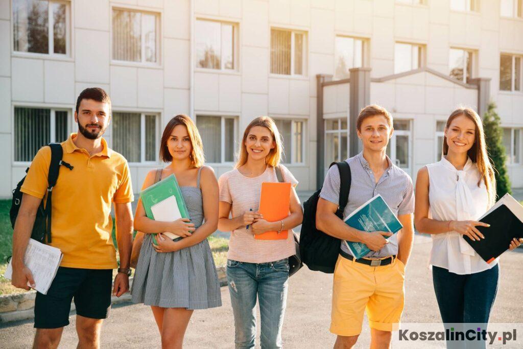Absolwenci Politechniki Koszalińskiej