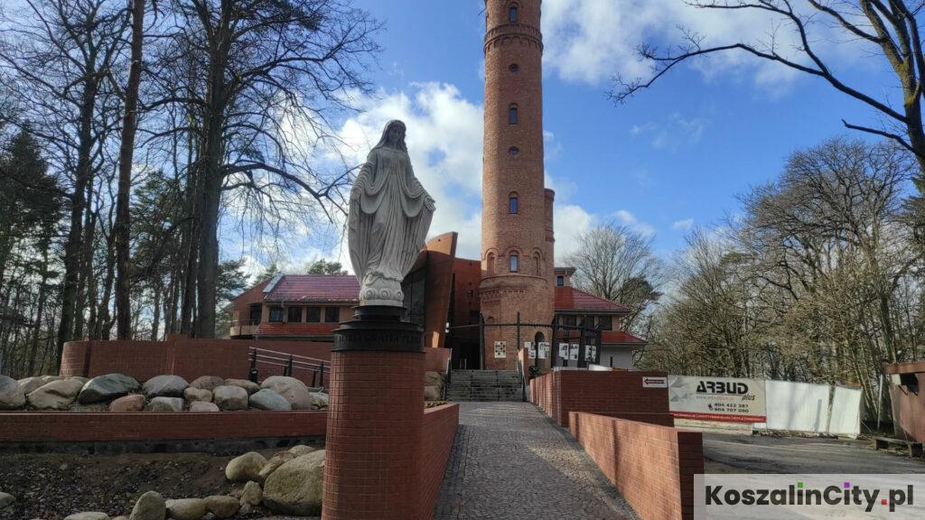 Wieża widokowa na Górze Chełmskiej w Koszalinie