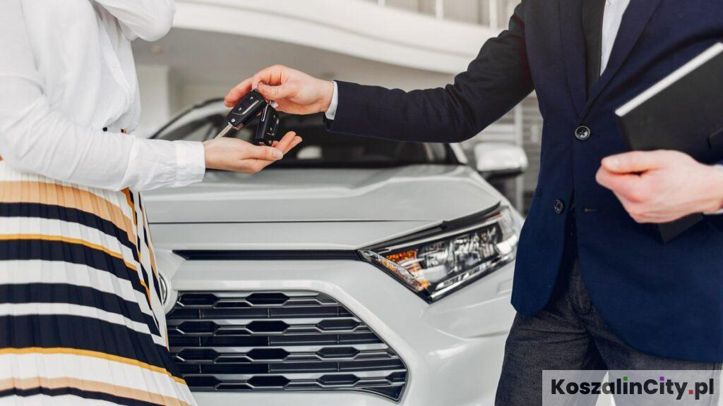 Kupno nowego samochodu w Koszalinie