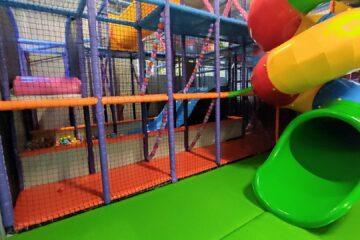PlayPark, czyli park trampolin w Koszalinie