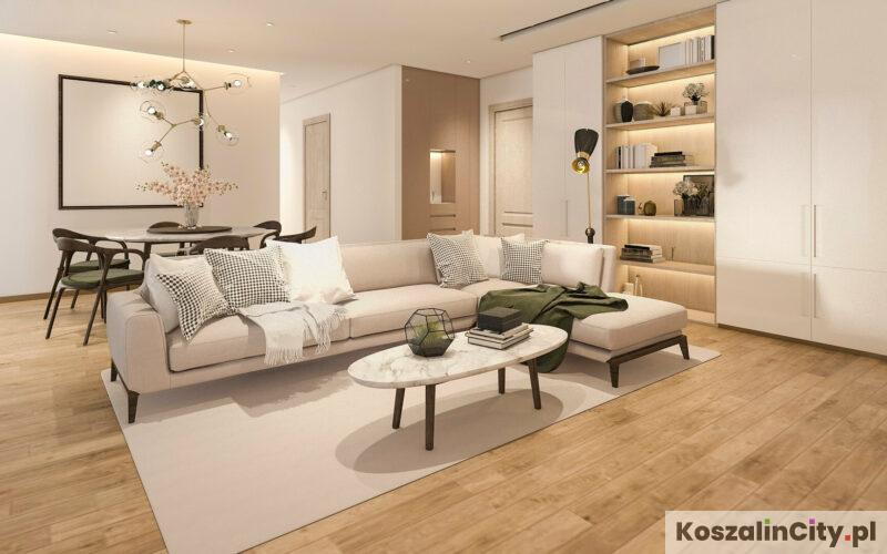 Mieszkanie na sprzedaż Koszalin - ogłoszenia