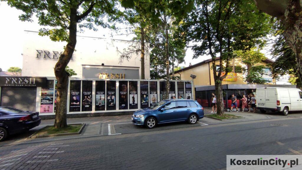 Music Club Fresh Mielno oraz Disco Plaza Club w Mielnie