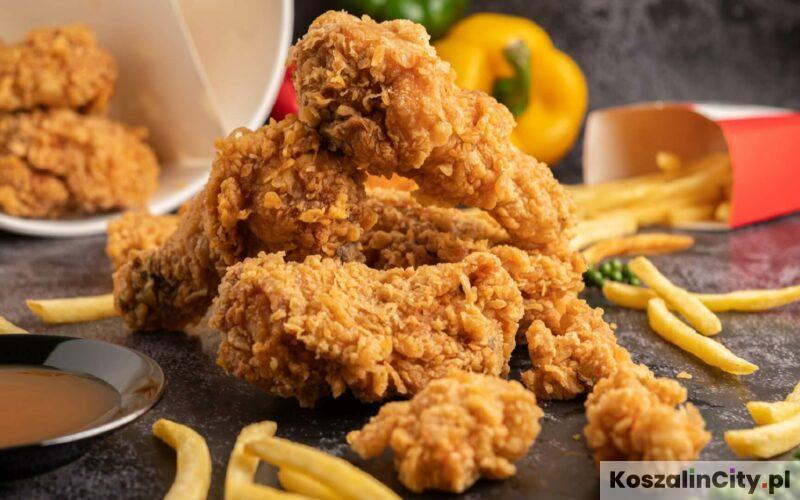 Restauracja KFC w Koszalinie