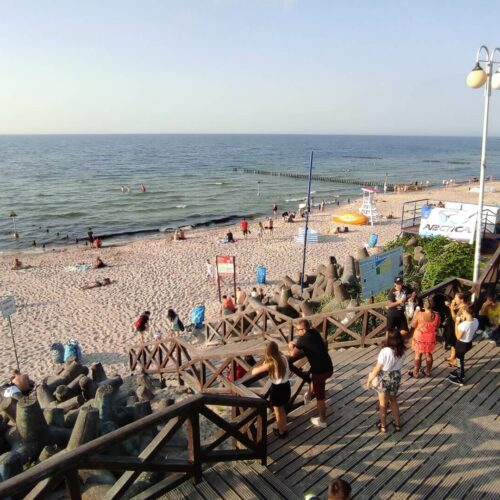 Mielno – atrakcje w Mielnie, Unieściu i okolicach