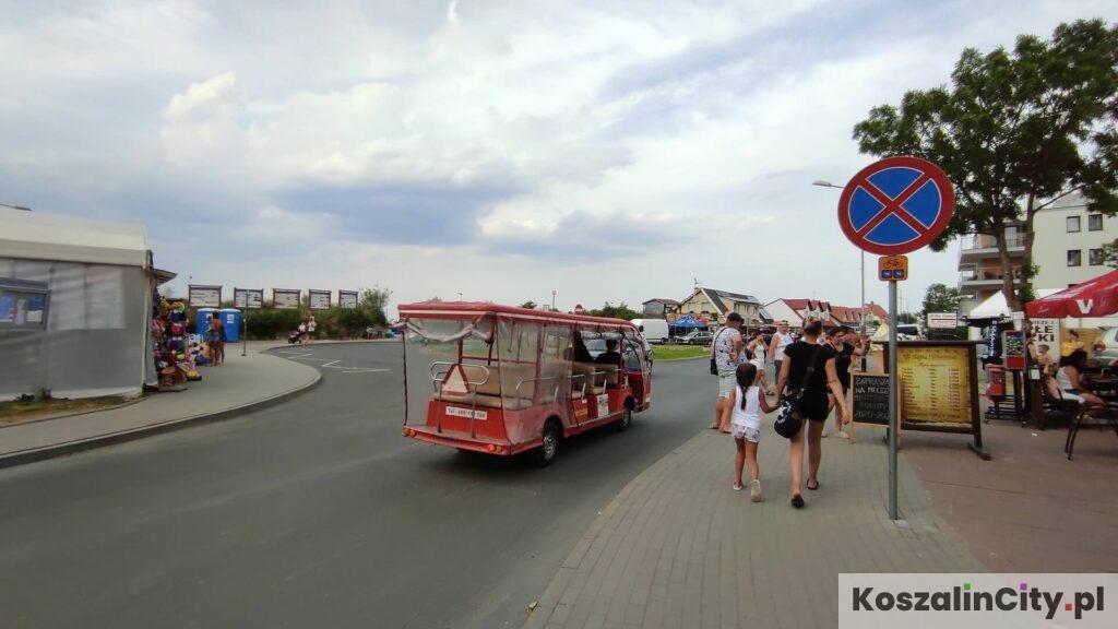 Centrum Sarbinowa i taxi dla turystów