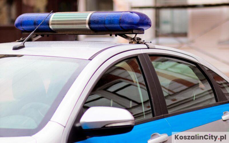 Policja w Koszalinie