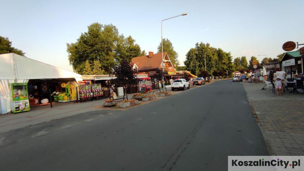 Spokojna miejscowość nadmorska - Łazy, ul. Leśna