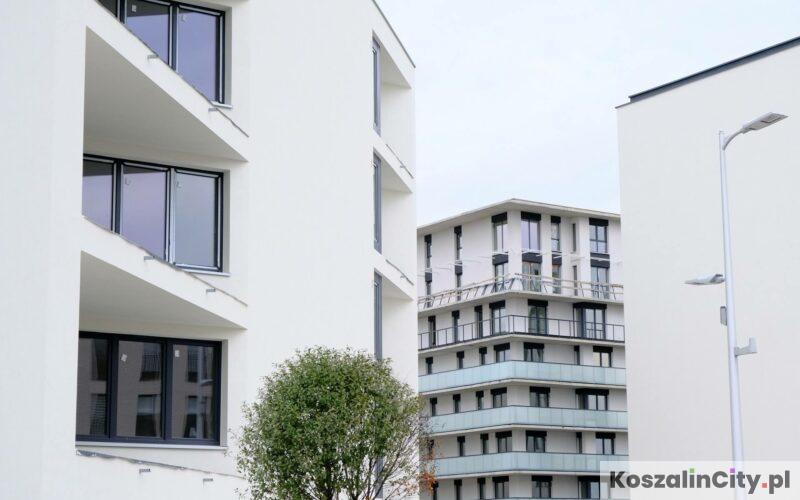 Ceny mieszkań w Koszalinie - wrzesień 2021