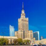 Pałac Kultury i Nauki w Warszawie (PKiN)