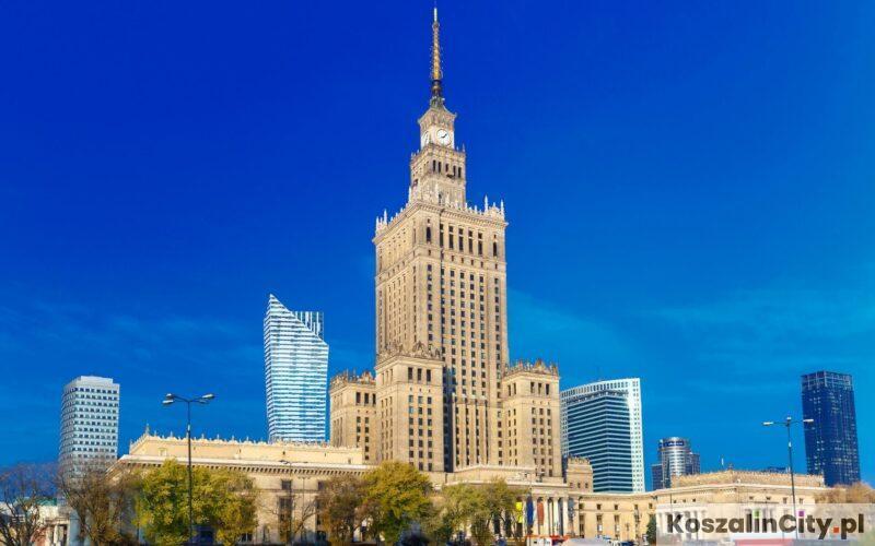 Wycieczka do Warszawy z Koszalina – dojazd, atrakcje, noclegi