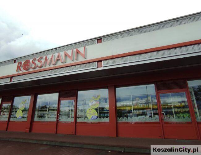 Drogerie Rossmann w Koszalinie – lokalizacje sklepów, godziny otwarcia, asortyment